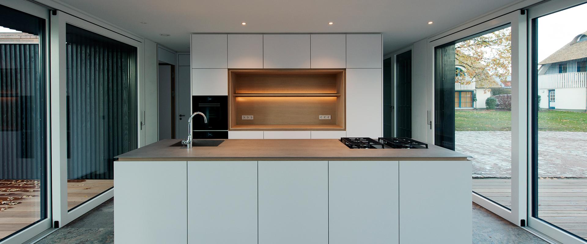 Design Küche,Koepke und Kasiske,Tischlerei Rügen,Moebel- und Ladenbau