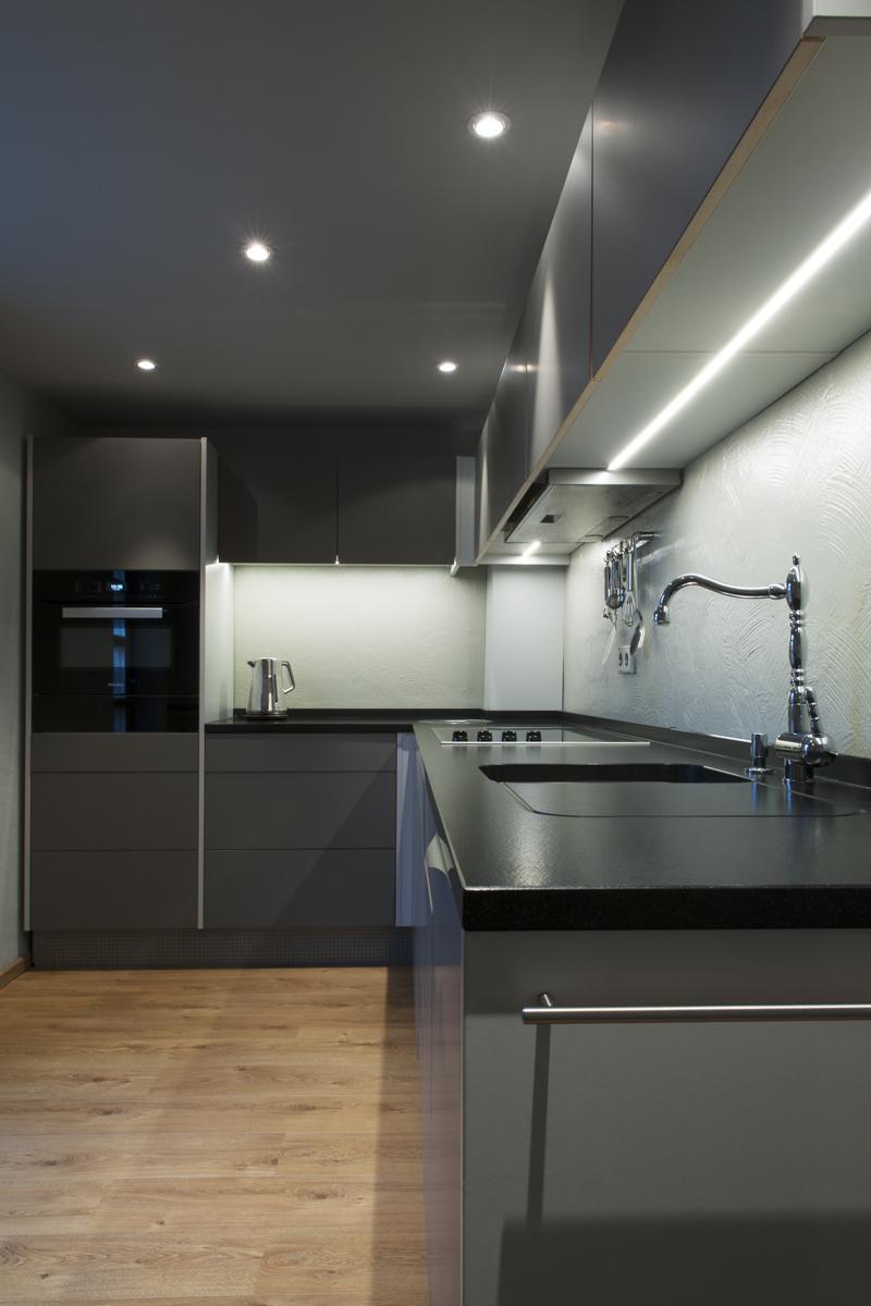Moderne Küche,Koepke und Kasiske,Tischlerei Rügen,Moebel- und Ladenbau